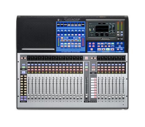 PreSonus STUDIOLIVE-24 StudioLive 24 32-Input Digital Console/Recorder with Motorized Faders STUDIOLIVE-24