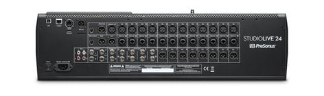 PreSonus StudioLive 24 32-Input Digital Console/Recorder with Motorized Faders STUDIOLIVE-24