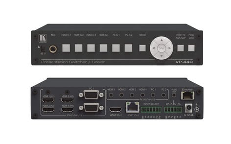 Kramer VP440 Switcher 6 Input HDMI & VGA to HDMI VP440