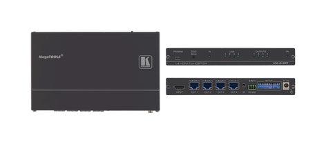 Kramer VM-4HDT 1:4 4K UHD HDMI to HDBaseT Distribution Amplifier VM-4HDT