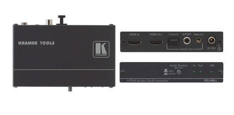 Kramer FC46XL HDMI Audio De-Embedder FC46XL