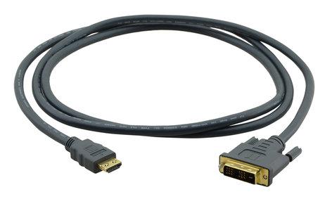 Kramer C-HM/DM-6 6 ft. HDMI to DVI-M Cable C-HM/DM-6