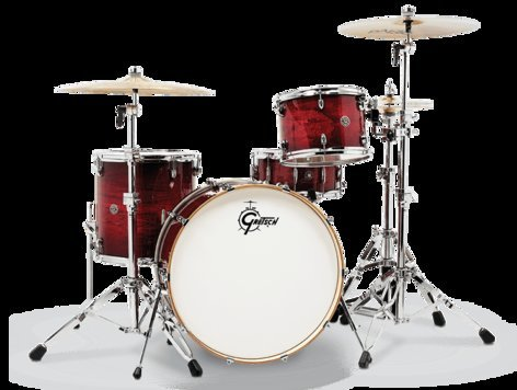 """Gretsch Drums CT1-R443C Catalina Club Rock 3-Piece Shell Pack with 24"""" Bass Drum CT1-R443C"""