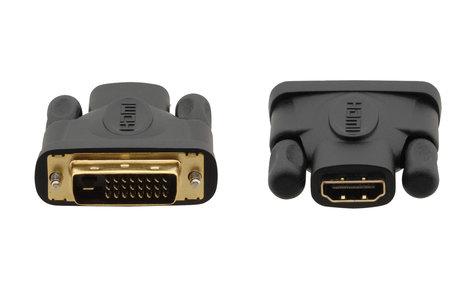 Kramer AD-DM/HF DVI-D(M) - HDMI(F) Adapter AD-DM/HF