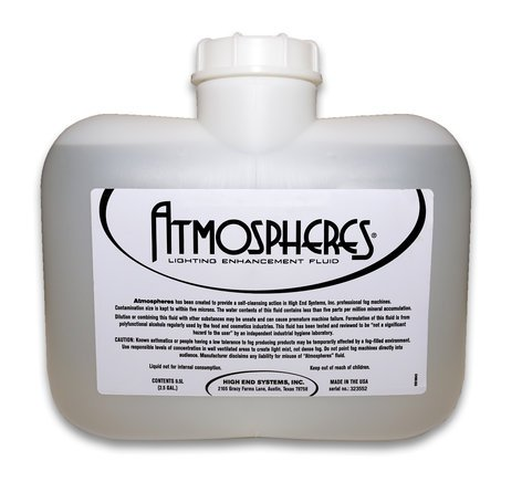 High End Systems Atmospheres Stage Formula 55 Gallon Drum of Lighting Enhancement Fluid STAGE-FORMULA-55G