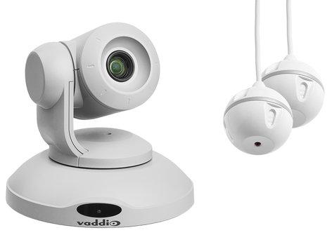 Vaddio ConferenceSHOT AV Bundle Integrator 2 (without Speaker) 999-9995-700
