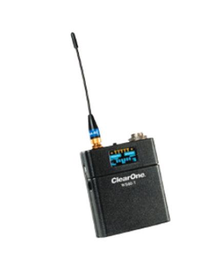 ClearOne 910-6004-001  Wireless Beltpack Transmitter  910-6004-001