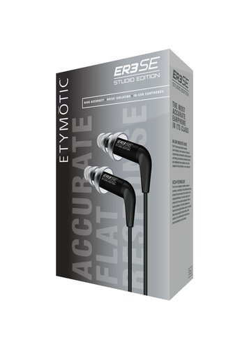 Etymotic Research Inc ER3SE High-Fidelity In-Ear Earphones with Balanced Armature Drivers ER3SE