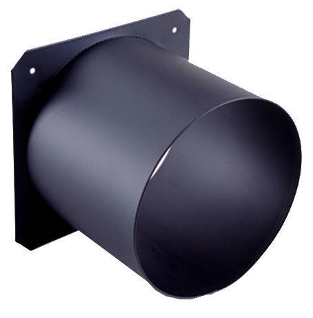 """ETC/Elec Theatre Controls 400PTH6 Top Hat for Source Four PAR, 6"""" Tube, Black 400PTH6"""