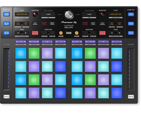 Pioneer DDJ-XP1 Add-On Controller DJ Controller for Rekordbox DJ and Rekordbox DVS DDJ-XP1