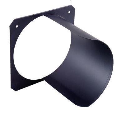 ETC/Elec Theatre Controls 400PHH Source Four Par Half Hat, Black 400PHH