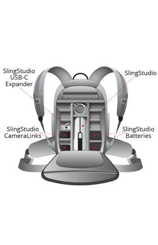 SlingStudio SLINSTUDIO-BAG SLINGSTUDIO-BAG Backpack SLINSTUDIO-BAG