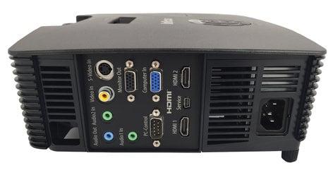 InFocus IN116xa 3500 Lumens WXGA 3D Ready DLP Projector IN116XA