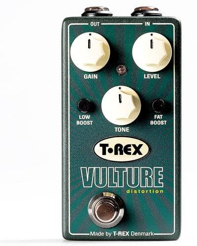 T-Rex Vulture Distortion Pedal VULTURE