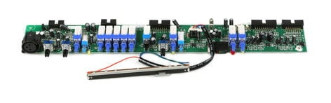 Allen & Heath 003-271X  GL2400 Left Master PCB Assembly 003-271X
