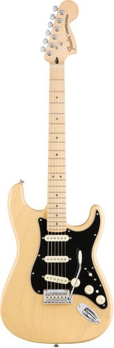 Fender Deluxe Stratocaster Electric Guitar with Maple Fingerboard STRAT-DLX-MN