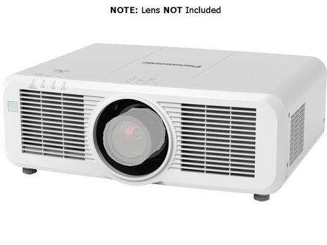 Panasonic PT-MZ570LU 5500lm WUXGA Laser Projector without Lens PTMZ570LU