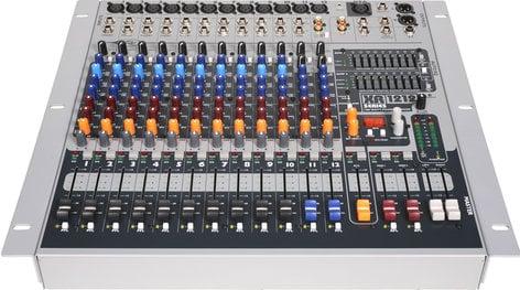 Peavey XR1212 [RESTOCK ITEM] 12-Channel Mixer Amplifier XR1212-RST-01