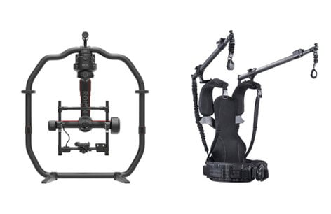 DJI CP.QT.00000047.01 Ronin 2 Pro Combo with Ready Rig and ProArm Kit CP.QT.00000047.01