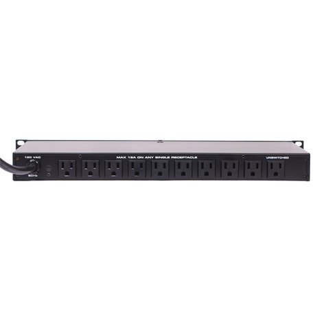 Juice Goose JG11.0-20A Power Distribution Center with 11 Outlets & 20 Amp Capacity JG11.0-20A