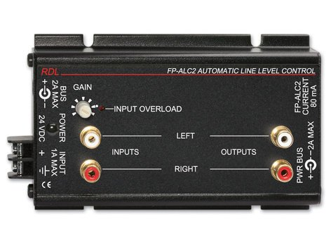 Radio Design Labs FP-ALC2 Single-Channel Stereo Automatic Level Control FPALC2