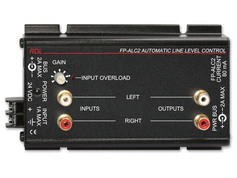 Radio Design Labs FP-ALC2 Single-Channel Stereo Automatic Level Control FPALC2