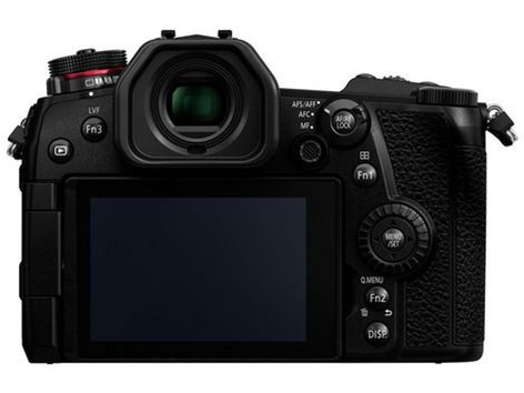 Panasonic DC-G9KBODY  20.3MP Mirrorless micro 4/3 Camera, Body Only DC-G9KBODY