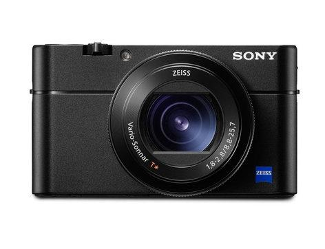 Sony DSCRX100M5/B 20.1MP Digital Camera with 2.9x Lens DSCRX100M5/B