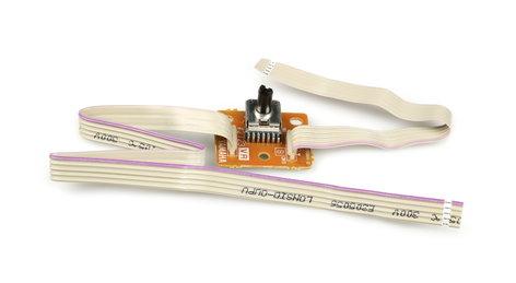 Yamaha V7022600  PSR-450 Volume Pot PCB V7022600