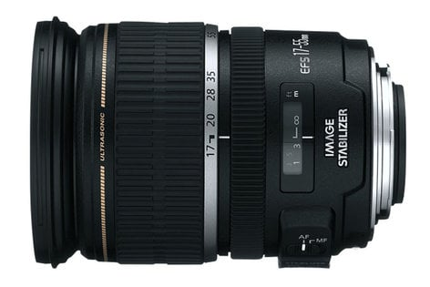 Canon 1242B002 EF-S 17-55 f/2.8 IS USM Zoom Lens 1242B002
