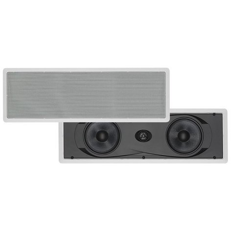 """Yamaha NS-IW960 6.5"""" In-Wall Speaker For Custom Installations NS-IW960"""