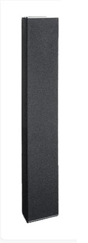 Innovox Audio FP-V2-BLK 1 Pair of Vertical Side-Mount Speakers FP-V2-BLK