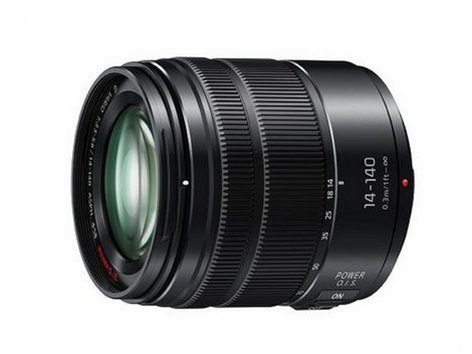 Panasonic H-FS14140AK 14-140mm f/3.5-5.6 ASPH LUMIX G Vario Lens HFS14140AK