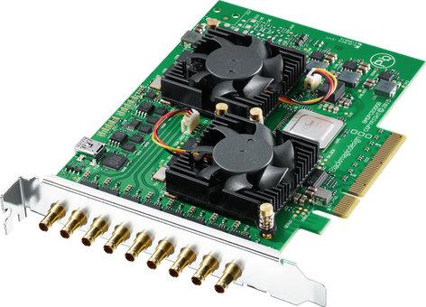 Blackmagic Design DeckLink Quad 2 8-Ch 3G-SDI Capture and Playback Card DECKLINK-QUAD-2