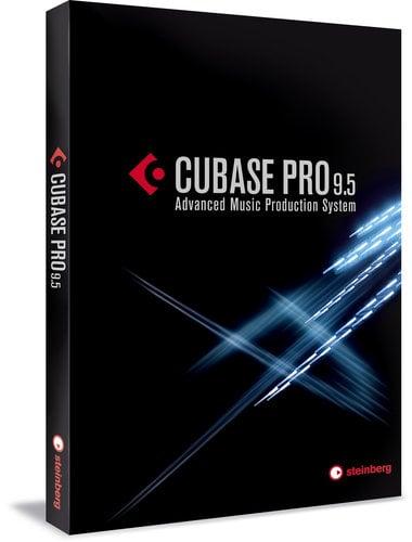 Steinberg Cubase Pro 9.5 [BOXED] DAW Software CUBASE-9.5-PRO