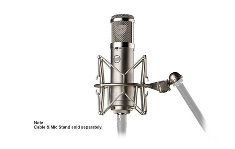 Warm Audio WA-47jr FET Multi-Pattern Condenser Microphone, Transformerless