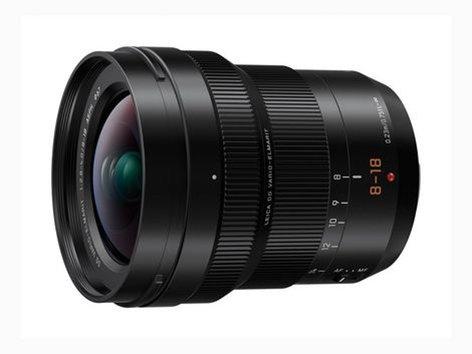 Panasonic H-E08018 8-18mm f/2.8-4.0 ASPH LEICA DG VARIO-ELMARIT Lens HE08018