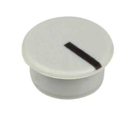 PreSonus 630-00009 ACP88 Grey Cap (Center Cap without Knob) 630-00009