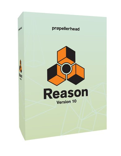 Propellerhead Reason 10 EDU 10 User Network Multilicense Upgrade [BOXED] Music Making Software for Mac and PC REASON-10-EDU-10U-UP