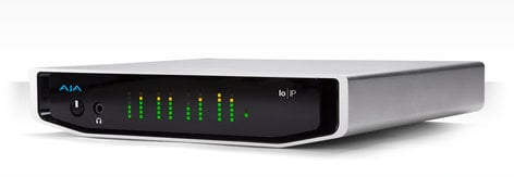 AJA Video Systems Inc IO-IP  HD Video and Audio I/O over IP for Thunderbolt 3 IO-IP