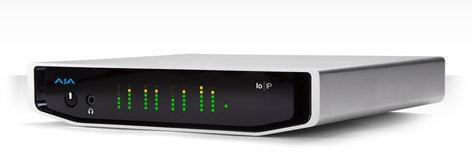 AJA IO-IP  HD Video and Audio I/O over IP for Thunderbolt 3 IO-IP