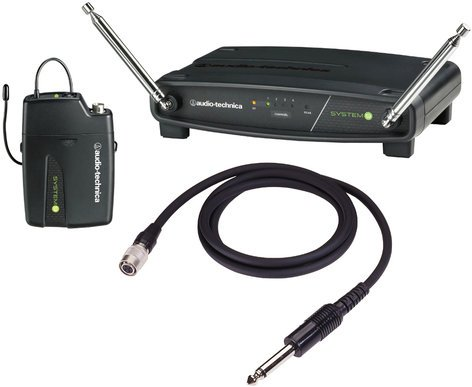 Audio-Technica ATW-901A/G System 9 VHF Wireless Guitar/Instrument System ATW-901A/G