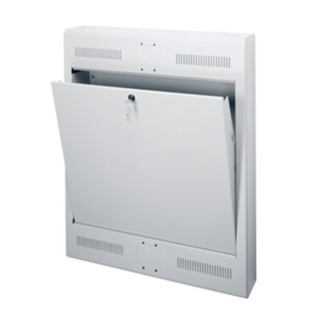 Middle Atlantic Products TOR-2-20SP 2-Space Surface-Mount Tilt-Out Wall Rack TOR-2-20SP