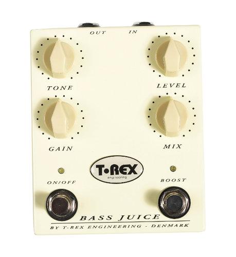 T-Rex BASS-JUICE Bass Distortion Pedal BASS-JUICE