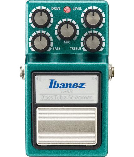 Ibanez TS9B Bass Tube Screamer Overdrive Pedal TS9B