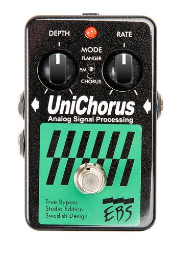 EBS UniChorus Analog Chorus Bass Pedal EBS-CHO