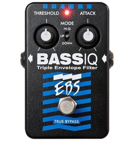 EBS BassIQ Triple Envelope Filter Bass Pedal EBS-IQ