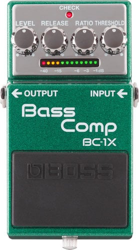 Boss BC-1X Bass Compressor Pedal BC-1X