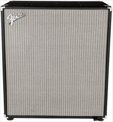 """Fender Rumble 410 Cabinet 4x 10"""" Bass Speaker Cabinet , 1,000W Program, 500W Continuous at 8 Ohms RUMBLE-410-CAB"""