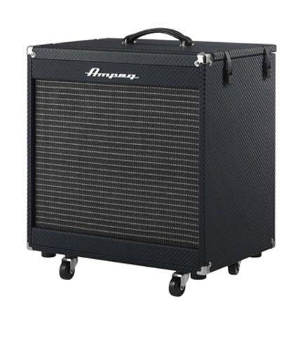 """Ampeg PF-210HE PortaflexFlipTopBassCabinet 450W RMS 2x10"""" Bass Speaker Cabinet with Horn PF-210HE"""